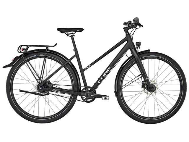 Cube Travel Pro - Vélo de trekking - Trapez noir